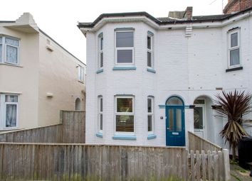 Thumbnail 2 bedroom end terrace house for sale in Grantham Road, Boscombe, Bournemouth
