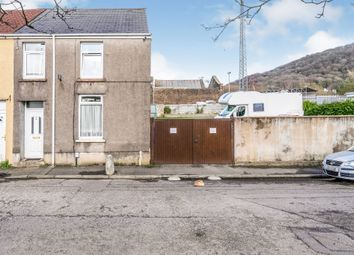Thumbnail 4 bed end terrace house for sale in Church Street, Briton Ferry, Neath