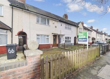 2 bed terraced house for sale in Staveley Road, Hull, East Yorkshire HU9