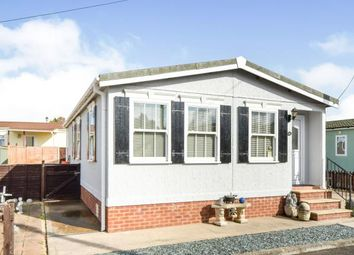 Thumbnail 2 bed mobile/park home for sale in Lea Park Home Estate, Boston, Lincolnshire, England