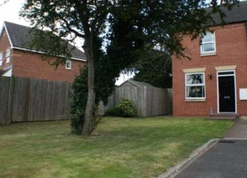 Thumbnail 2 bed semi-detached house to rent in Poppy Mews, Healing, Grimsby