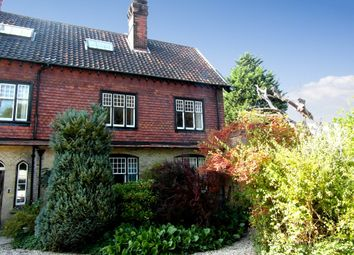 Thumbnail 1 bed flat to rent in Ground Floor Flat, Manor House Cottage, Oulton Street