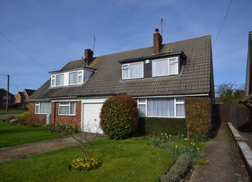 Thumbnail 3 bed semi-detached house for sale in Raven Road, Stokenchurch, High Wycombe