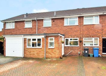 Thumbnail 3 bed end terrace house for sale in Fox Drive, Yateley