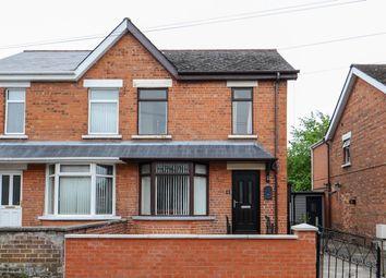 Thumbnail 3 bed semi-detached house for sale in Kirkliston Gardens, Ballyhackamore, Belfast