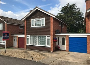 Thumbnail 3 bed link-detached house for sale in Millhead Road, Honiton