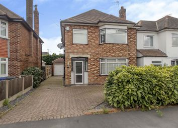 Thumbnail 3 bed detached house for sale in Grosvenor Avenue, Breaston, Derby