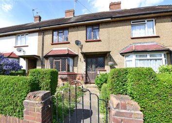 Thumbnail 3 bed terraced house for sale in Arnold Road, Staines-Upon-Thames, Surrey