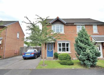 Thumbnail 2 bed semi-detached house for sale in Ansford Avenue, Abram, Wigan