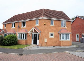 Thumbnail 4 bedroom semi-detached house to rent in Mellors Road, Mansfield