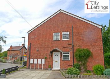 Thumbnail 2 bed maisonette to rent in Radcliffe Road, West Bridgford, Nottingham