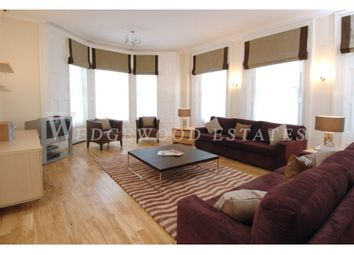 Thumbnail 4 bed flat to rent in Prince Of Wales Terrace, Kensington, London