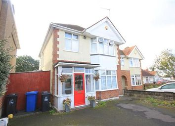 Thumbnail 3 bed detached house to rent in Nansen Avenue, Oakdale, Poole