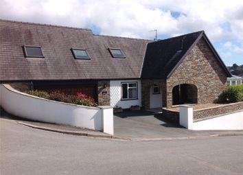 Thumbnail 4 bed detached house for sale in Watch Below, Ridgeway Close, Saundersfoot, Pembrokeshire