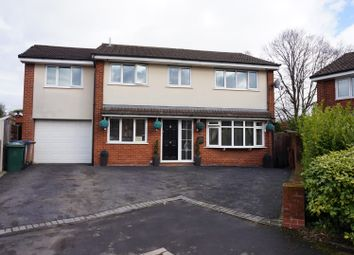 Thumbnail 5 bedroom detached house for sale in Oldbury Close, Hopwood