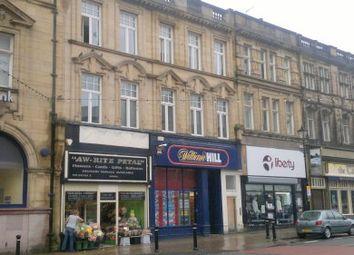 Thumbnail 1 bed flat to rent in Blackburn Road, Accrington