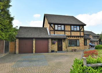 Thumbnail 4 bed detached house for sale in Marjoram Close, Farnborough