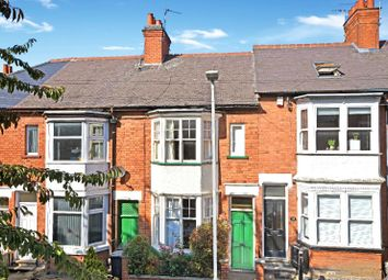 Thumbnail 3 bedroom terraced house for sale in Thurlow Road, Clarendon Park, Leicester
