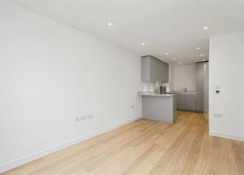 Thumbnail 1 bedroom flat to rent in Pinnacle Apartments, Saffron Central Square, Croydon, Surrey