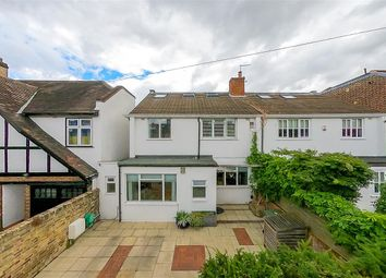 Thumbnail 4 bed terraced house for sale in Briarwood Road, London