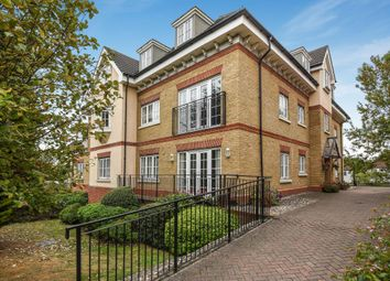 Thumbnail 3 bed flat for sale in Edgware, Middlesex