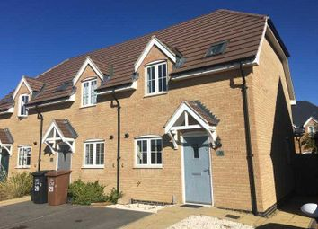 Thumbnail 2 bed end terrace house to rent in Ashby Street, Corby, Northamptonshire