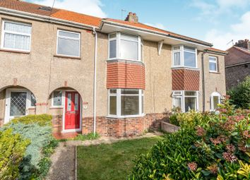 Thumbnail 3 bed terraced house to rent in Orchard Way, Lancing