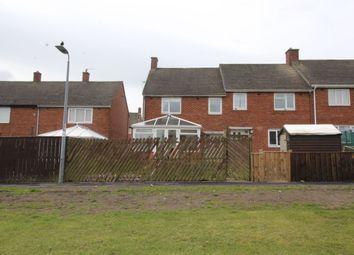 Thumbnail 3 bed terraced house for sale in Stanhope Gardens, Annfield Plain, Stanley