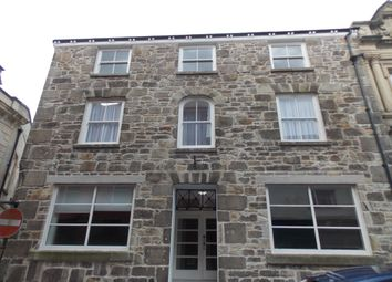 Thumbnail 1 bed flat to rent in High Cross Street, St Austell, Cornwall