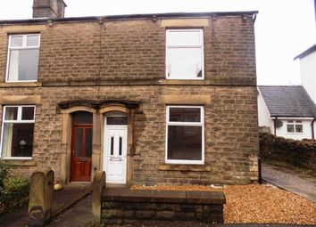 Thumbnail 3 bedroom end terrace house to rent in Church Road, New Mills, High Peak