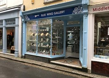 Thumbnail Retail premises to let in 13 Fore Street, Fowey, Fowey, Cornwall