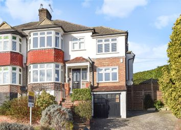 Thumbnail 5 bed semi-detached house for sale in Wood Lodge Lane, West Wickham