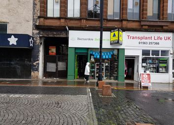 Thumbnail Commercial property for sale in Queen Street, Kilmarnock