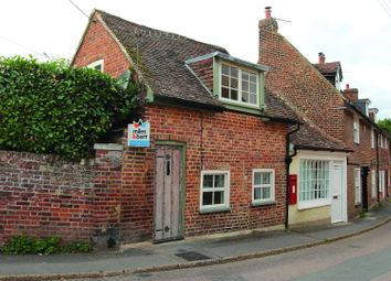Thumbnail 1 bed semi-detached house for sale in Rattington Street, Chartham, Canterbury