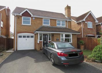 Thumbnail 4 bed detached house for sale in New Town Lane, Hayling Island
