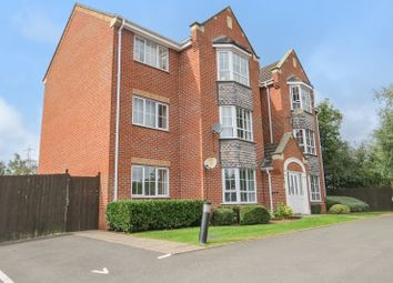 Thumbnail 2 bed flat for sale in Towpath Close, Longford, Coventry