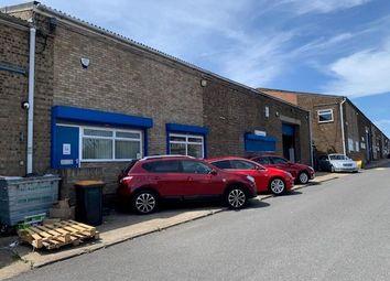 Unit K Kingsway, Luton, Bedfordshire LU1. Light industrial to let