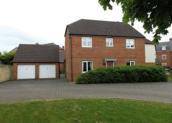 Thumbnail 4 bed semi-detached house for sale in Ariadne Road, Swindon