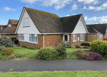 Thumbnail 4 bed detached bungalow for sale in Alfriston Close, Bexhill-On-Sea