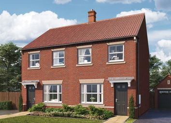 """Thumbnail 2 bed semi-detached house for sale in """"Cliveden"""" at Harrogate Road, Green Hammerton, York"""
