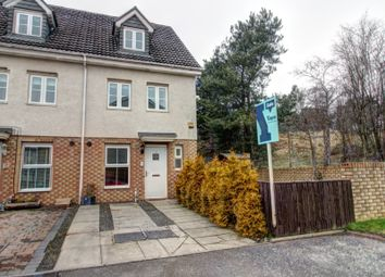Thumbnail 3 bed town house for sale in Queens Crescent, Livingston