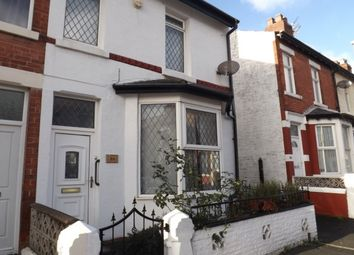 Thumbnail 2 bed terraced house to rent in Manchester Road, Blackpool