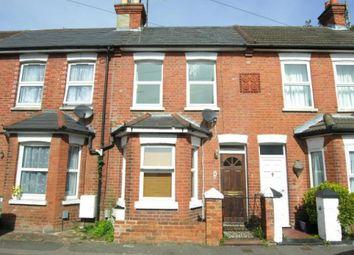 Thumbnail 2 bed terraced house to rent in Western Road, Aldershot