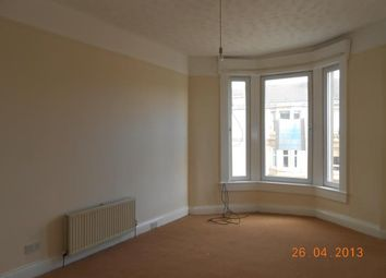 Thumbnail 1 bed flat to rent in Victoria Road, Glasgow