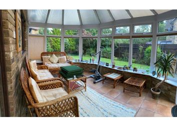 Thumbnail 4 bed detached house for sale in Clos Elphan, St Melons, Cardiff