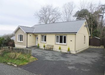 Thumbnail 3 bed detached bungalow for sale in Martletwy, Narberth, Pembrokeshire