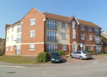 Thumbnail 2 bed flat for sale in Teasel Crescent, West Thamesmead
