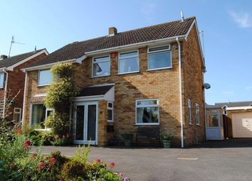 Thumbnail 4 bed detached house for sale in North Wootton, Kings Lynn, Norfolk