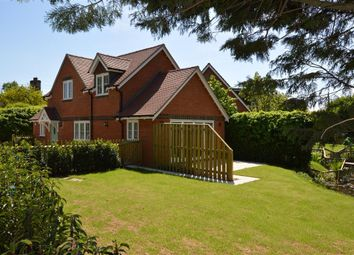 Thumbnail 3 bed detached house for sale in Sherborne St John, Basingstoke