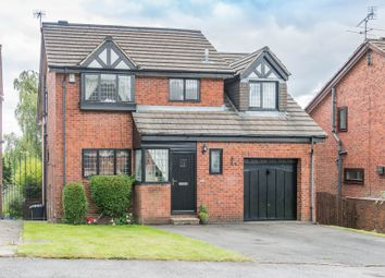 Thumbnail 5 bed detached house for sale in Hillcote Close, Sheffield